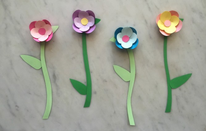 Spring Blog Flowers